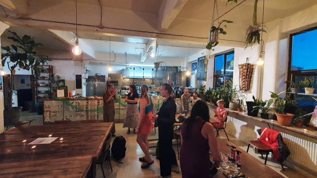 , Moroccan-Inspired Vegan Cuisine Event by Hempress Rising, ISMOKE