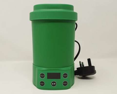 Nebula Boost Decarboxylation Device