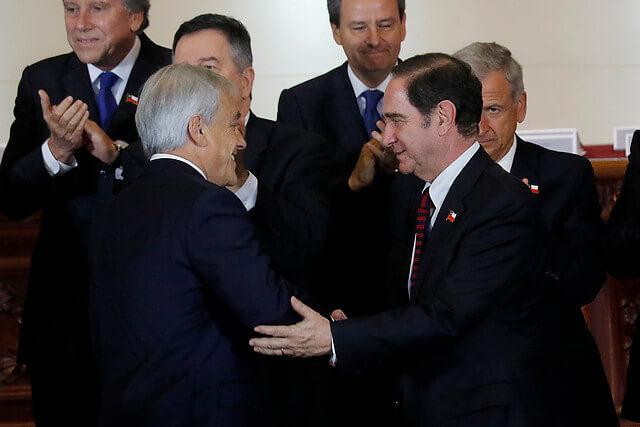 Este es el video que el nuevo ministro de Justicia y DD.HH. de Chile, Hernán Larraín, no quiere que veas