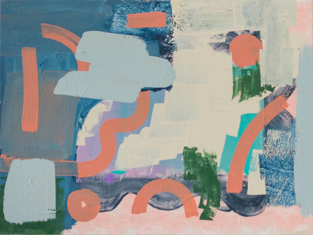 """Untitled"" (2017), de Chaz Bear. Fotografía: New Image Art"