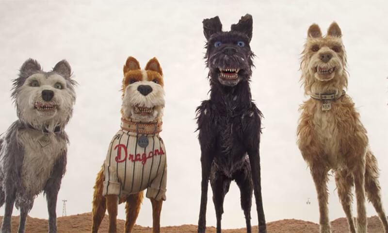 """Wes Anderson estrena un adelanto de su nueva película """"Isle Of Dogs"""" lleno de gruñidos"""