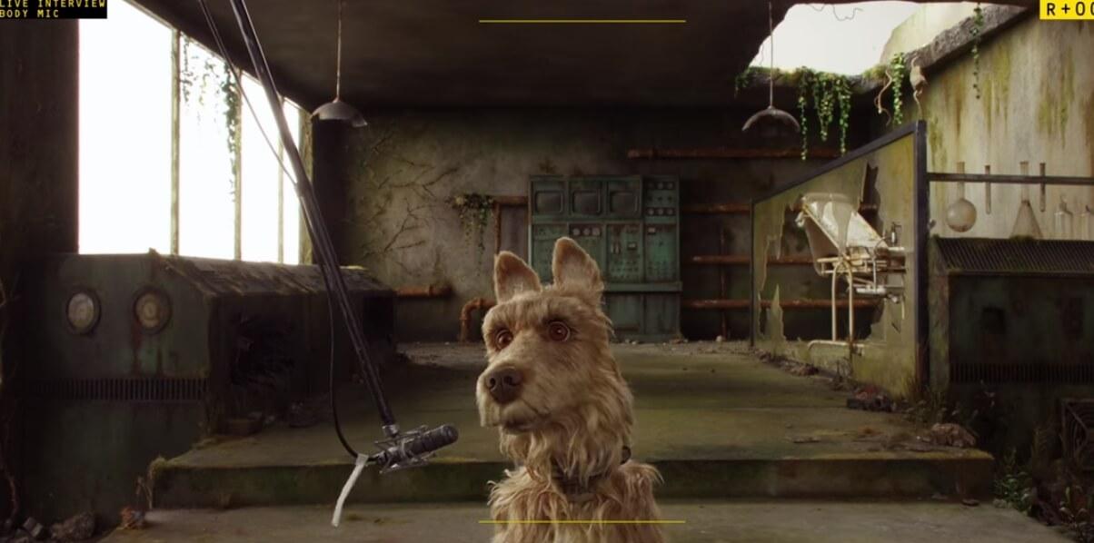 Woof! Conoce al cast del nuevo filme de Wes Anderson en este adorable corto stop-motion