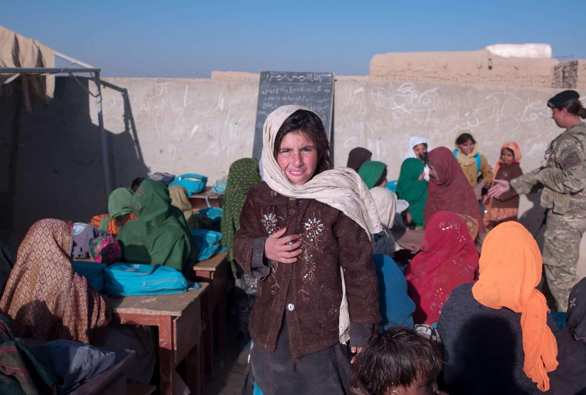 Mark Neville: Retratos de guerra que luchan contra los estigmas y muestran los rostros de los desplazados