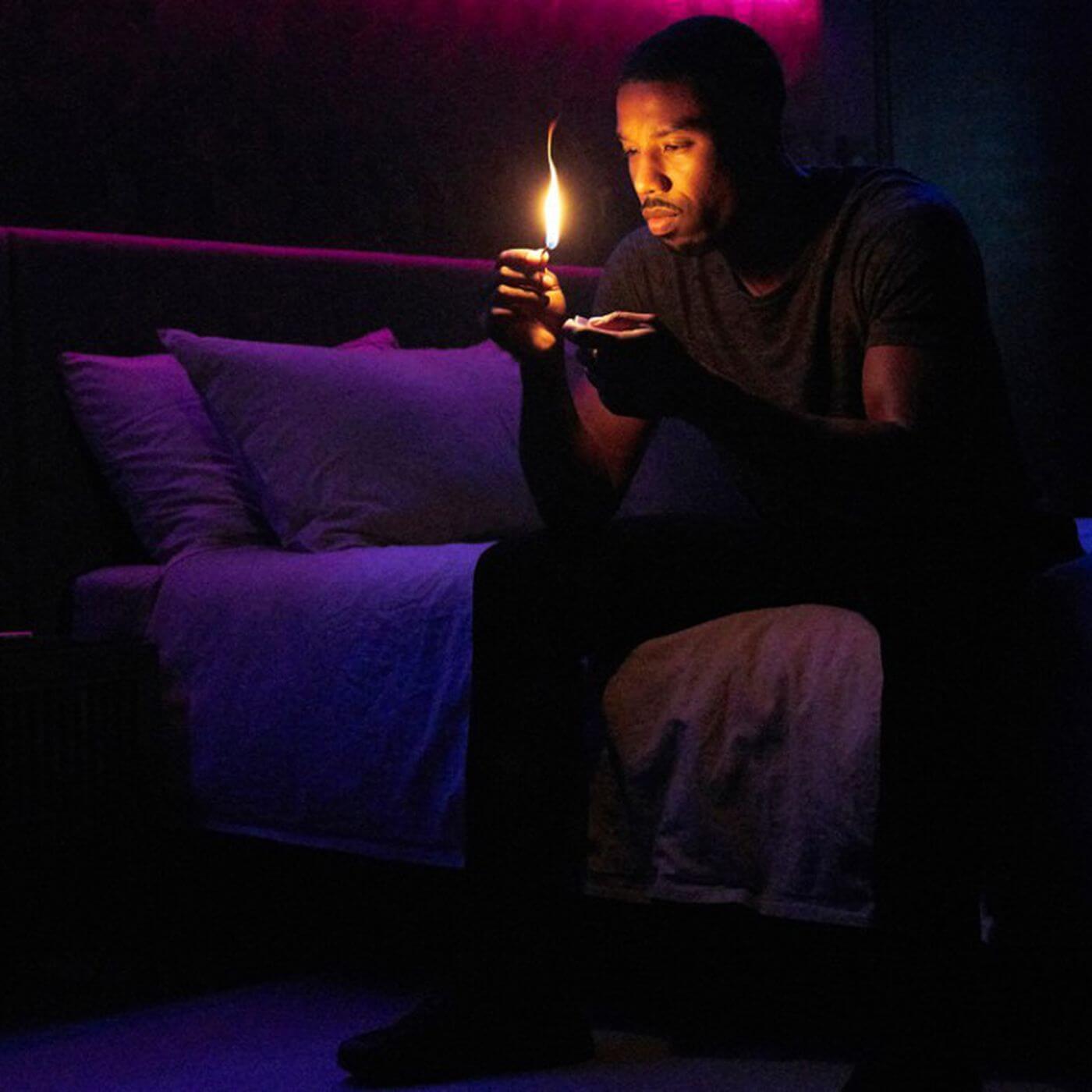 """""""Fahrenheit 415"""": Michael B. Jordan ve una hoguera de libros arder en el nuevo trailer de la serie de HBO"""