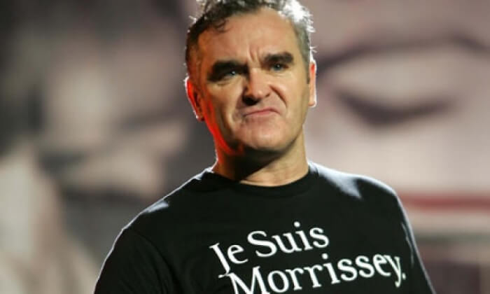 Viva Hate: Morrissey se hizo un blog para hablar de toda la gente que odia