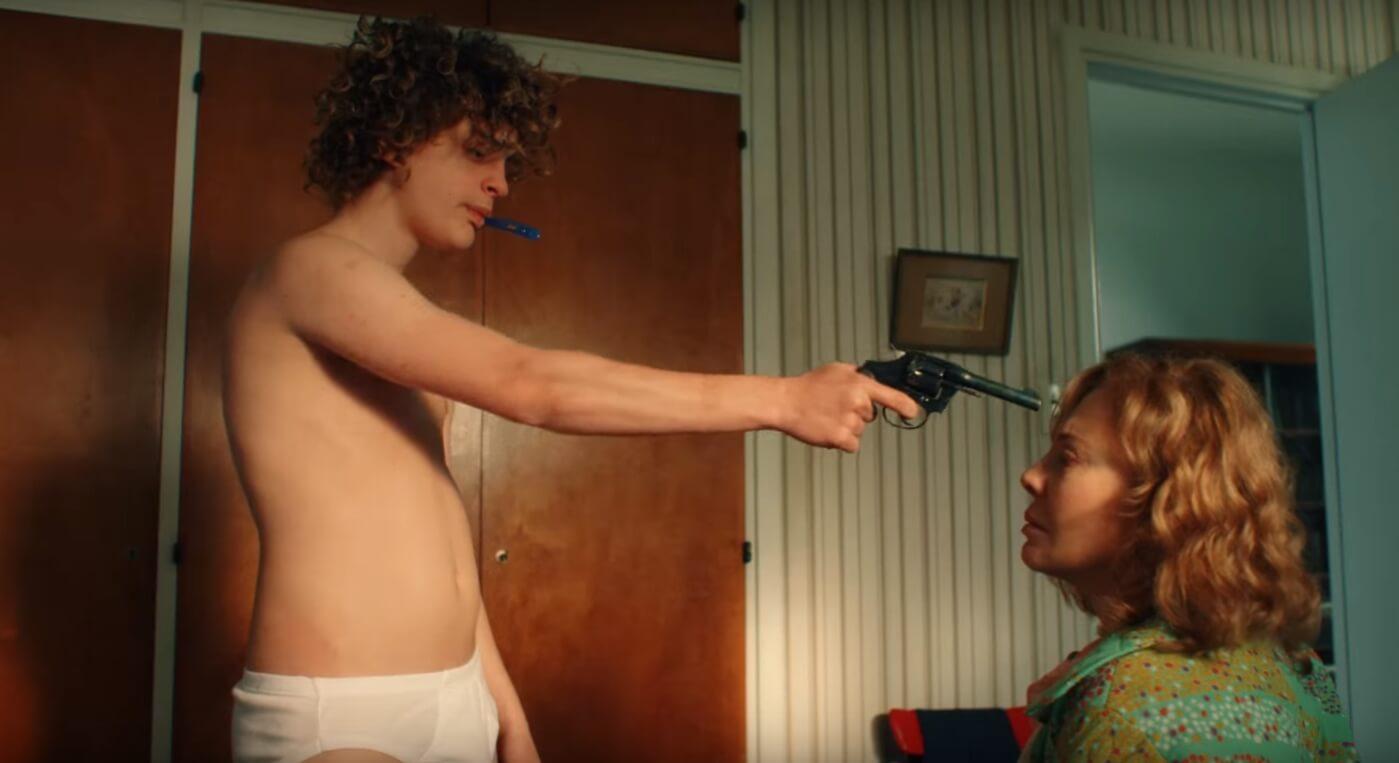 """""""El Ángel"""": Humor negro y pólvora en el trailer sobre la vida del asesino en serie más famoso de Argentina"""