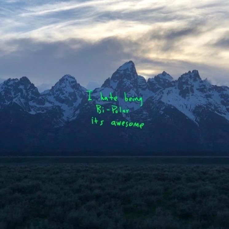 """Escucha """"YE"""", el nuevo álbum de Kanye West con Kevin Parker, Kid Cudi y Nicki Minaj"""