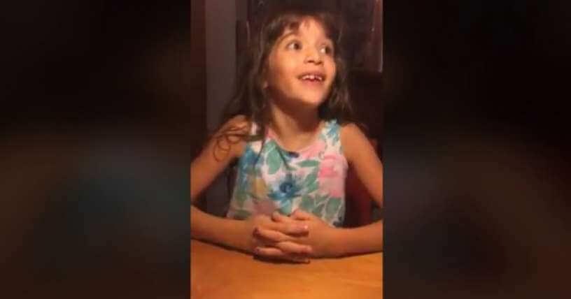 Así es como esta niña argentina le explica el lenguaje inclusivo a todas, a todos y a todes