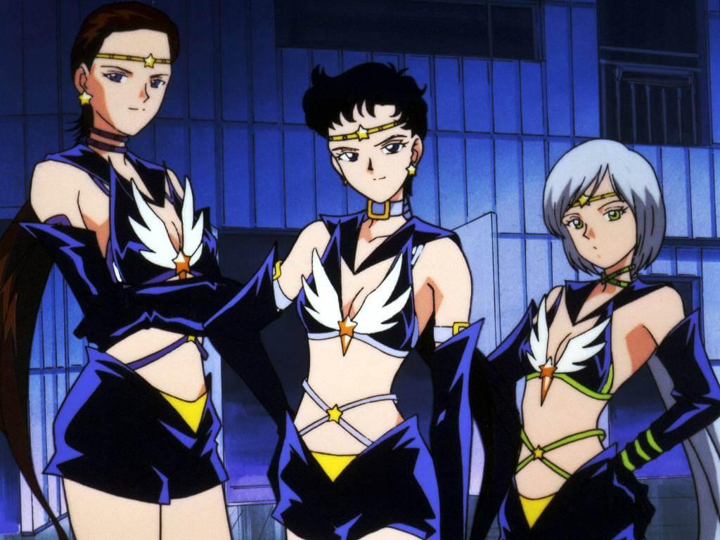 """""""Sailor Stars"""", los capítulos de """"Sailor Moon"""" con tres alienígenas trans que aún no has visto"""