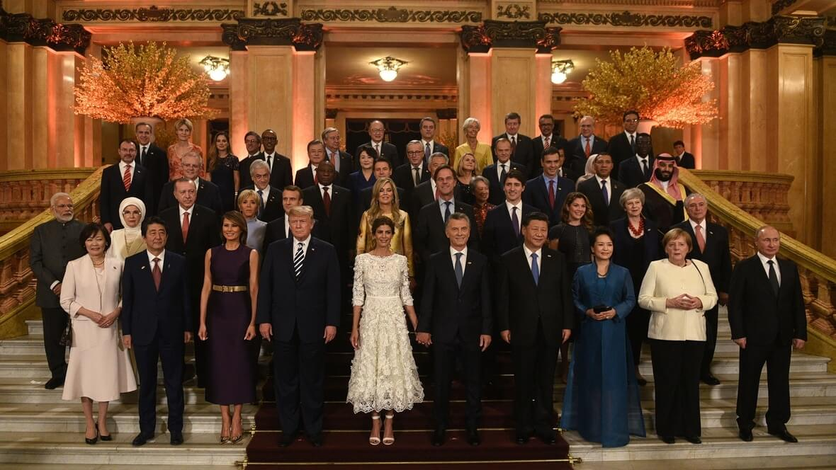 Así se vivió el final de la cumbre del G20 este fin de semana