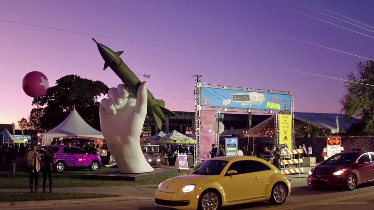 Las 7 exhibiciones más impactantes de Art Basel Miami 2018
