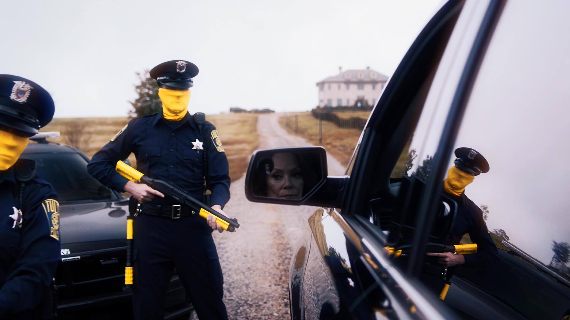 "Llega el primer teaser de ""Watchmen"", la distópica serie de HBO inspirada en el cómic de Alan Moore"
