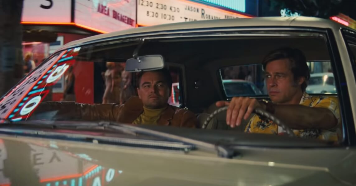 """Once Upon A Time In Hollywood"": Quentin Tarantino nos lleva de vuelta a 1969 con Pitt y DiCaprio"
