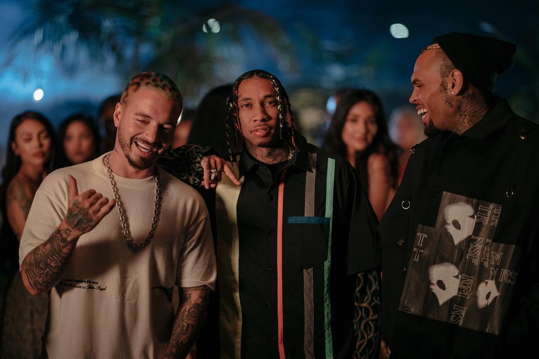 ¿Por qué la nueva colaboración de J Balvin con Chris Brown es un error?