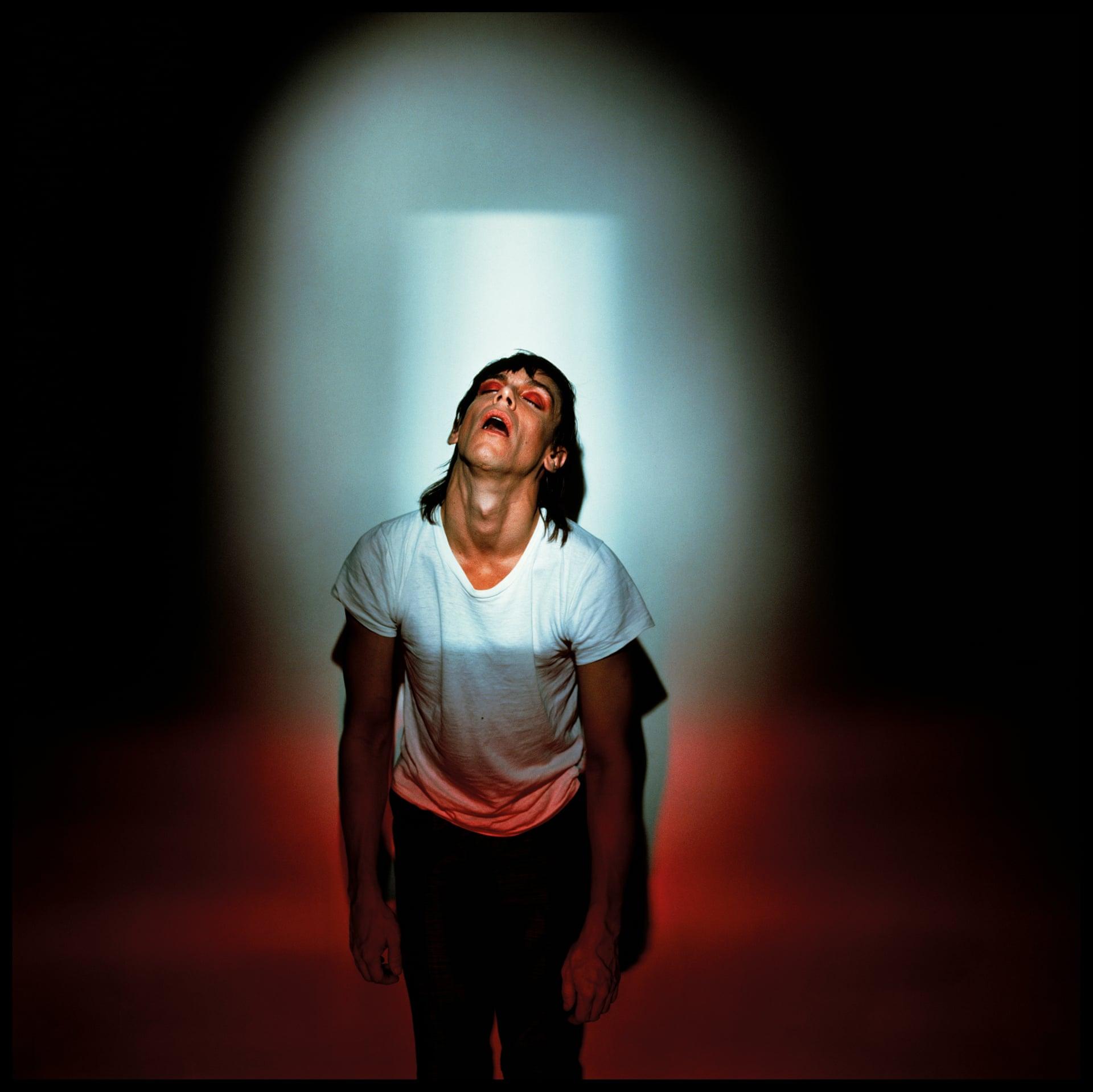 """Portada del álbum """"Soldier"""" (1979) de Iggy Pop. Fotografía: Brian Griffin"""