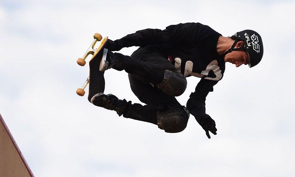 Conoce a Mitchie Brusco, el skater que logró un giro 1260 en los X Games