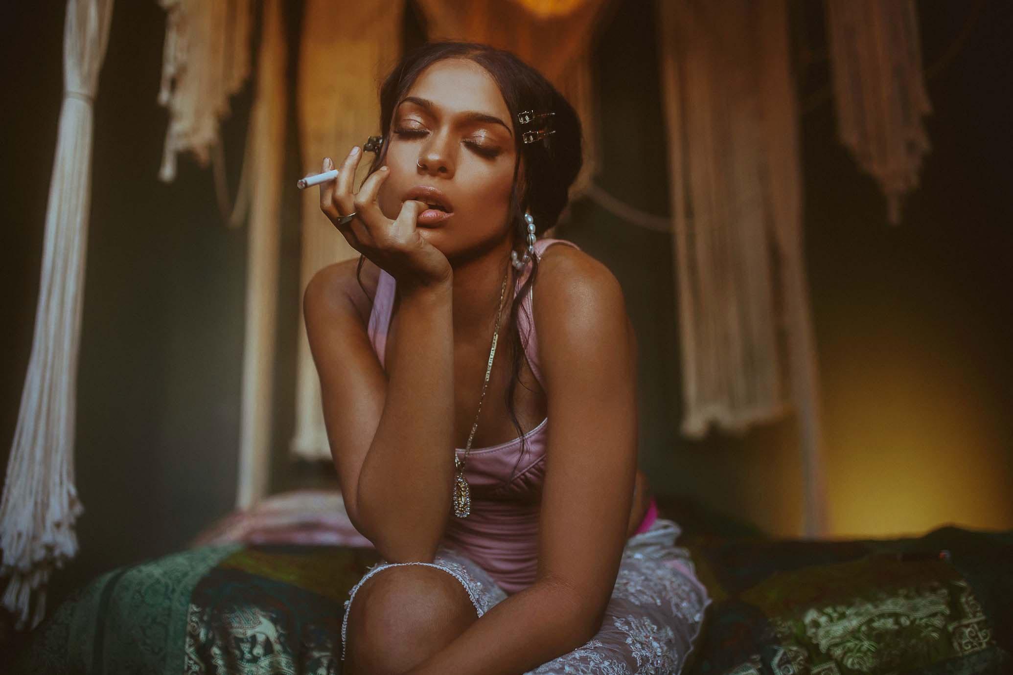 MOR.BO RIOT: Princess Nokia, la rapera queer de Nueva York con flow radical, independiente y feminista