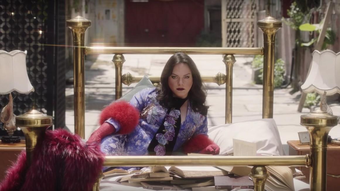 """Daniela Vega entrega un poderoso mensaje en cortometraje junto a Gucci: """"La dignidad no es una fe, es un derecho"""""""