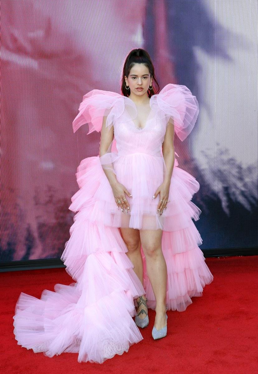 Rosalía. Foto: Getty Images