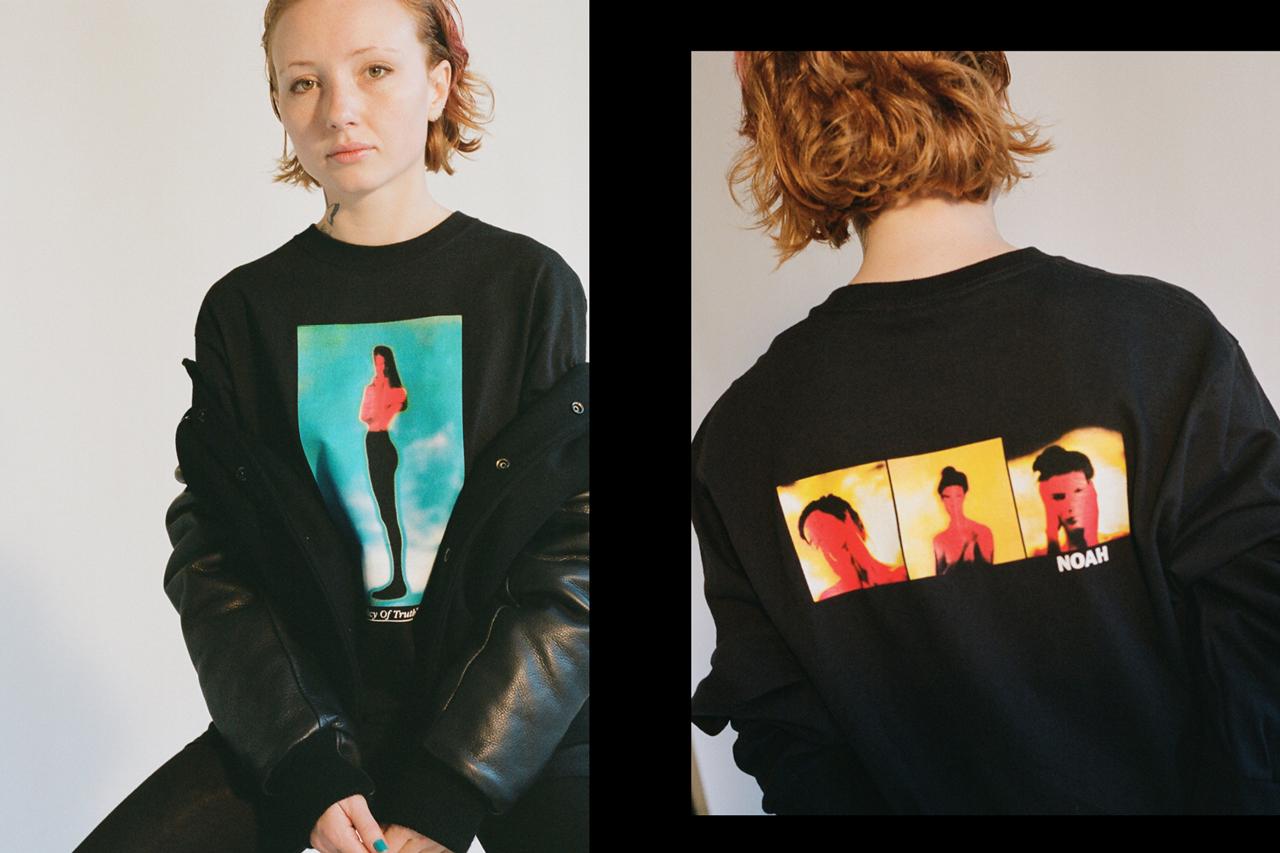 Noah x Depeche Mode Capsule Collection. Fotografía: NOAH