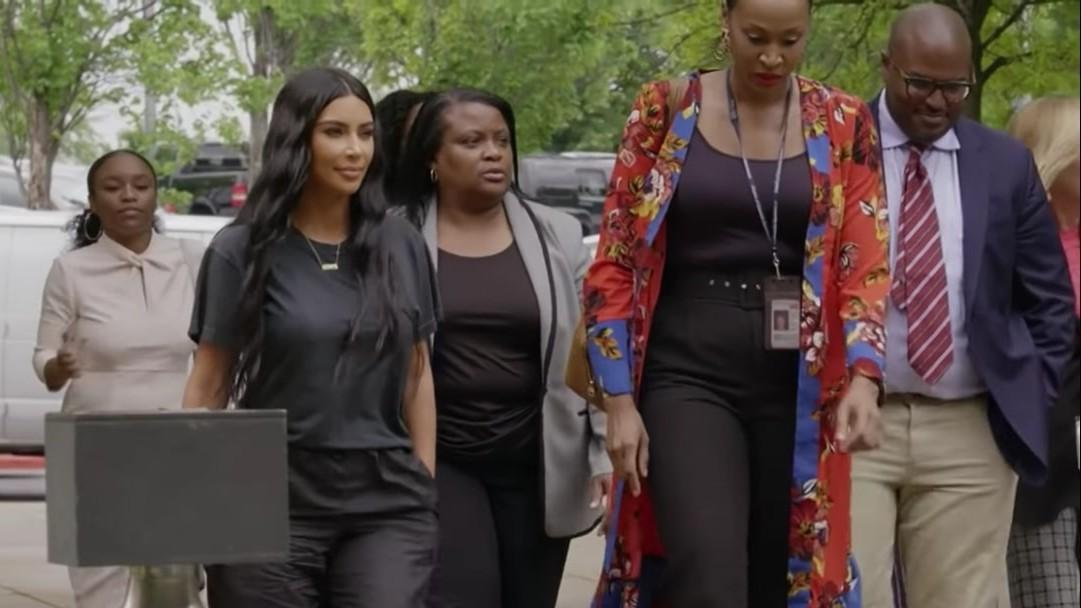 """""""Kim Kardashian West: The Justice Project"""": El documental que expone el problema carcelario de los Estados Unidos"""