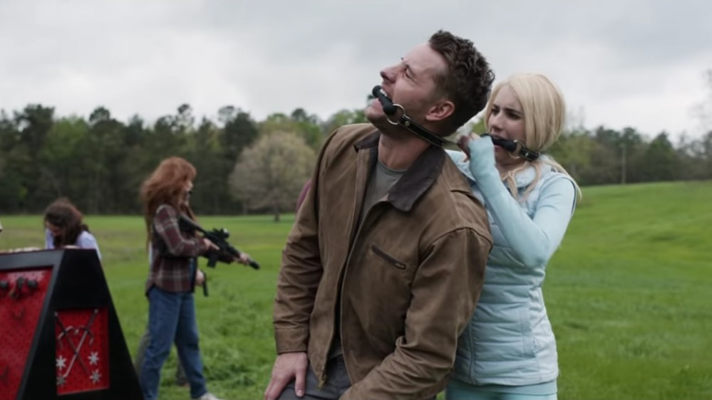 """""""The Hunt"""": La controversial sátira de Craig Zobel se estrenará en el cine tras haber sido cancelado por su contenido violento"""