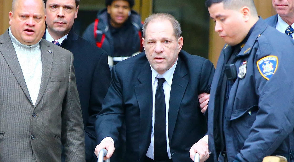 Harvey Weinstein encontrado culpable de violación y agresión sexual tras semanas de juicio