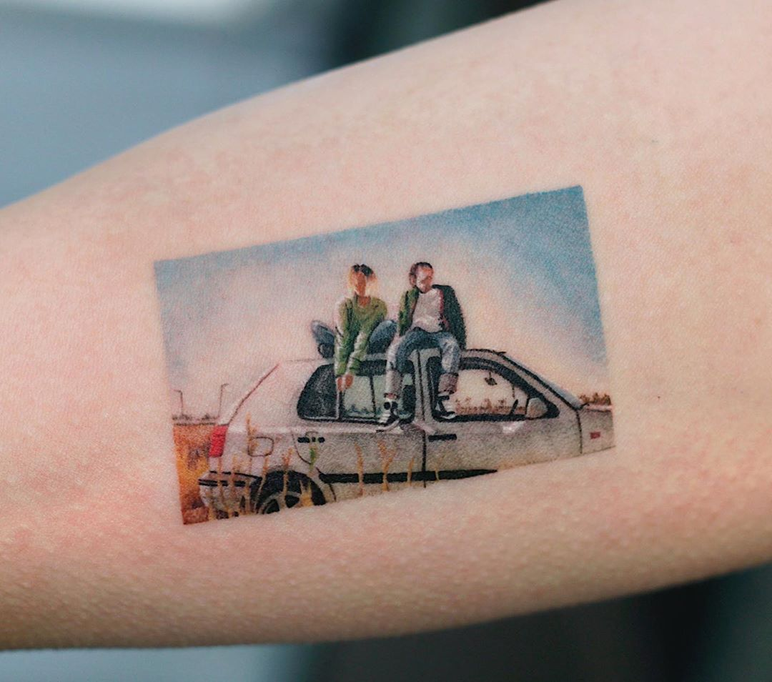 Conoce a Saegeem, la tattoo artist surcoreana tras estos increíbles tatuajes hiperrealistas