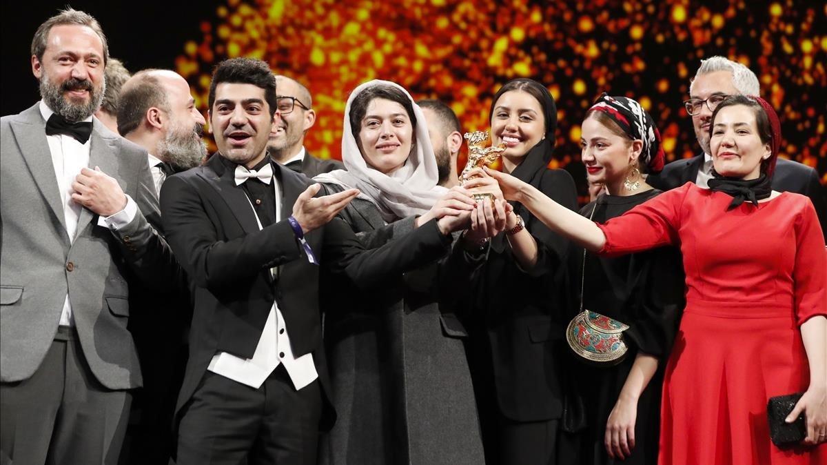 """Berlinale 2020: La película iraní """"There Is No Evil"""" fue la gran ganadora del festival"""