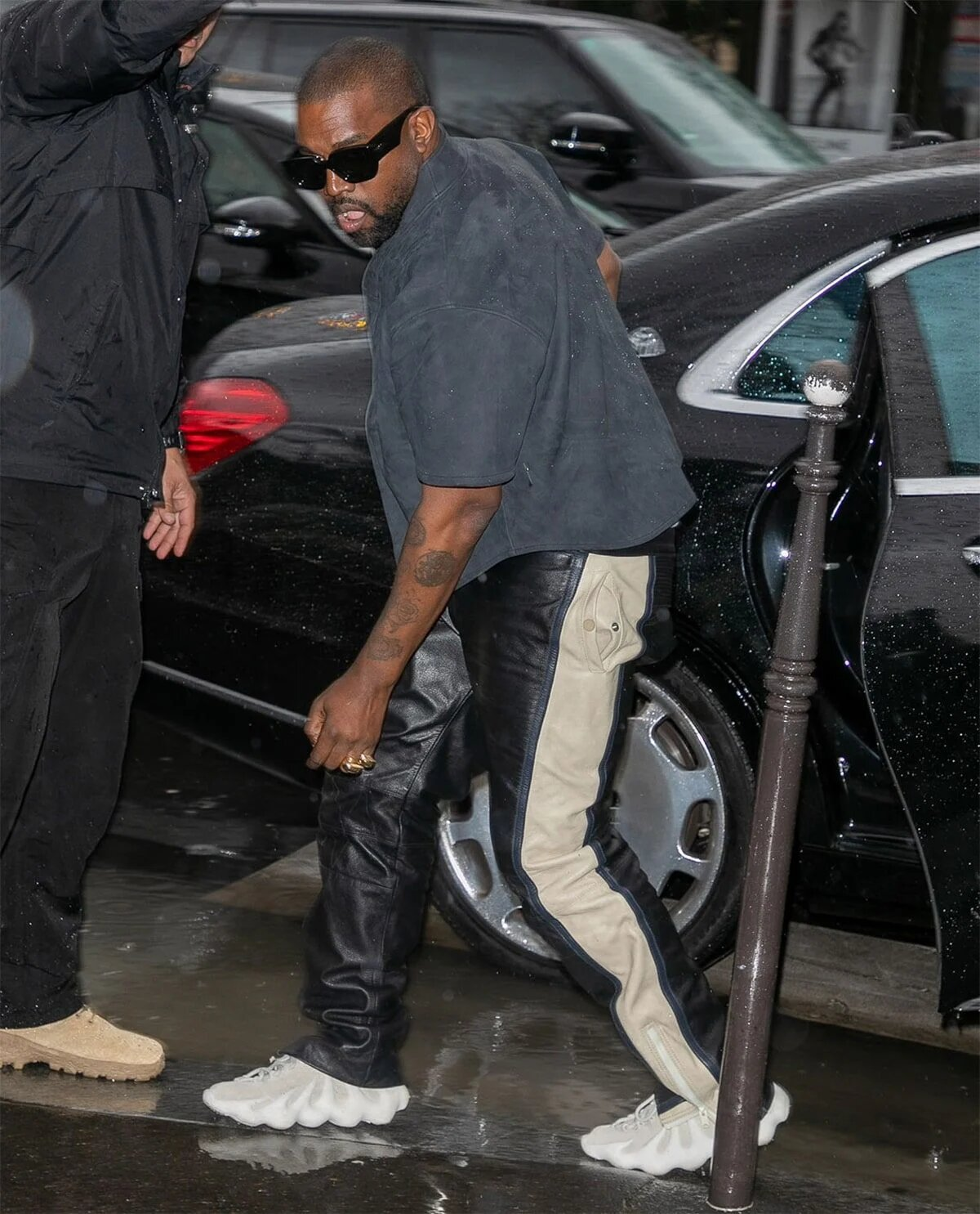 Kanye West no descarta colaborar con Nike en una nueva versión retro de Air Yeezy