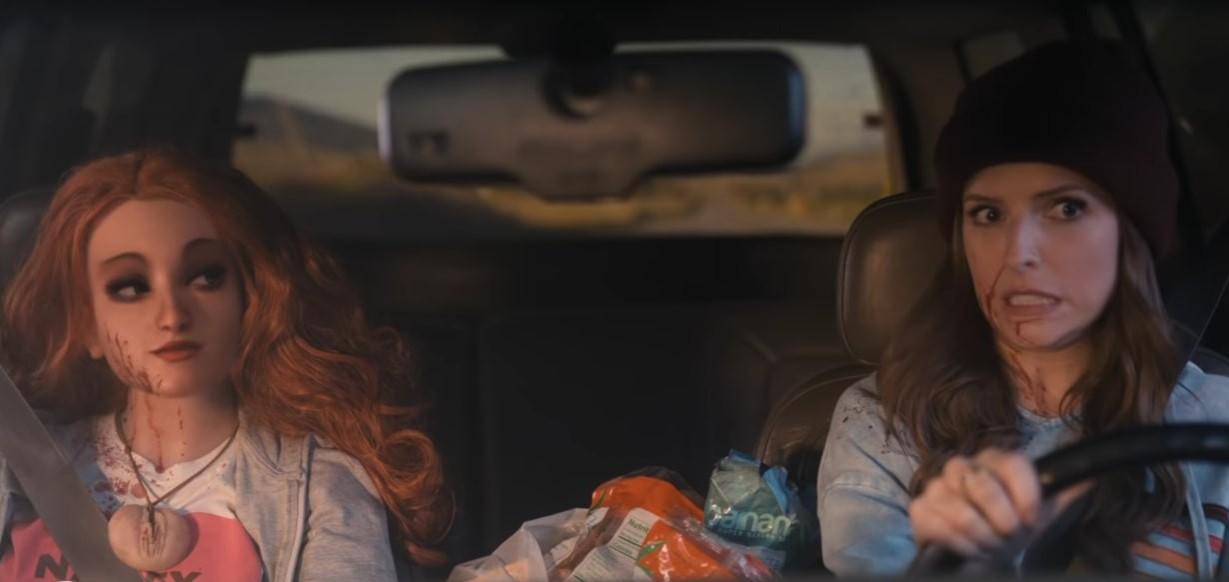 """""""Dummy"""": Anna Kendrick y una sex doll que habla se volverán mejores amigas en esta serie de Quibi"""