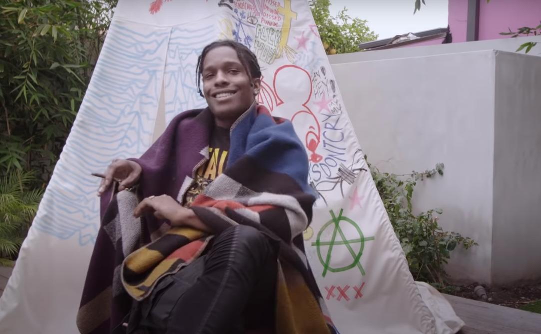 """""""Have A Good Trip"""": A$AP Rocky cuenta sus experiencias con LSD en el nuevo documental de Netflix"""