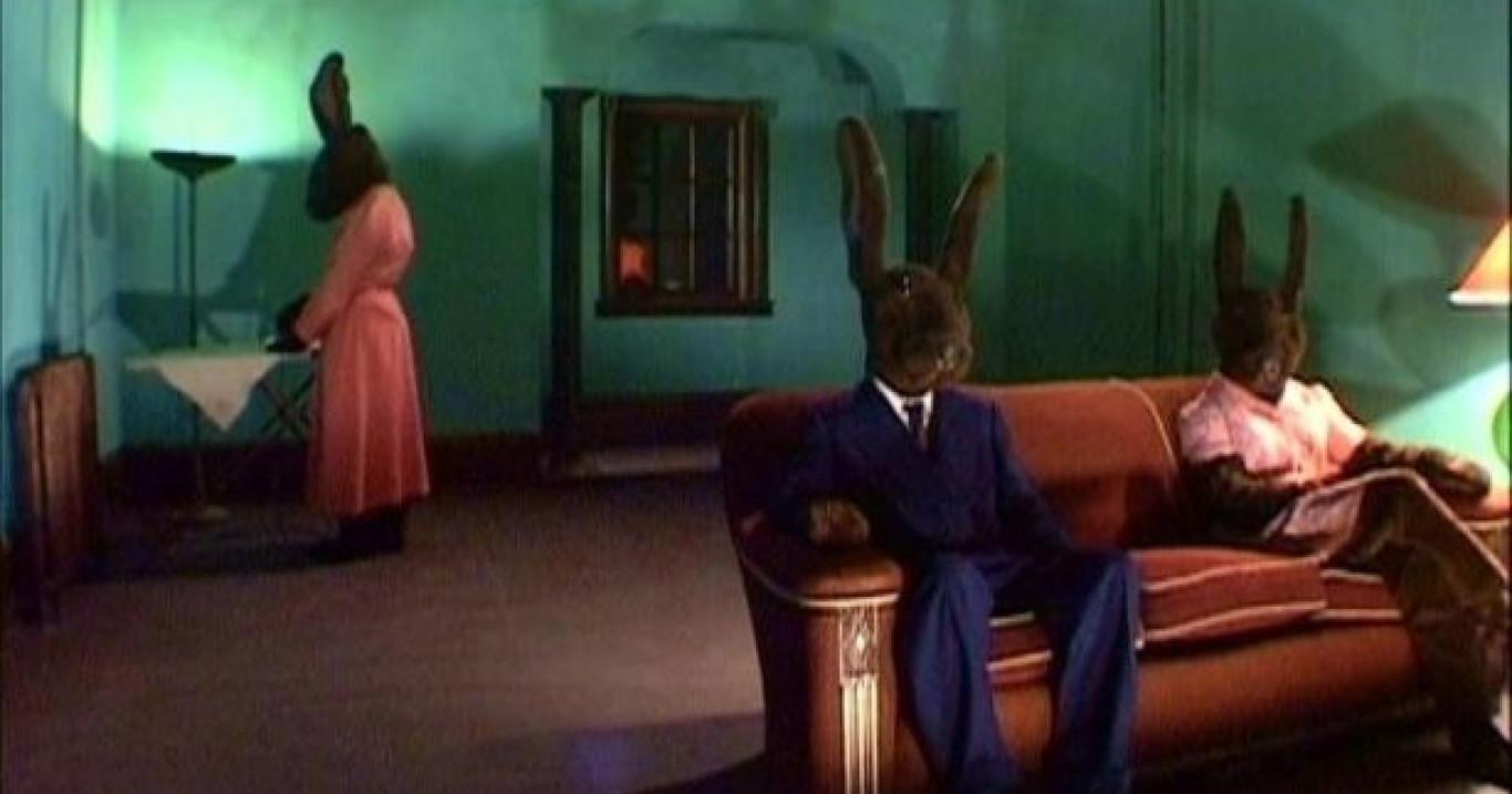 """""""Rabbits"""", la perturbadora sitcom de David Lynch, llega a YouTube"""