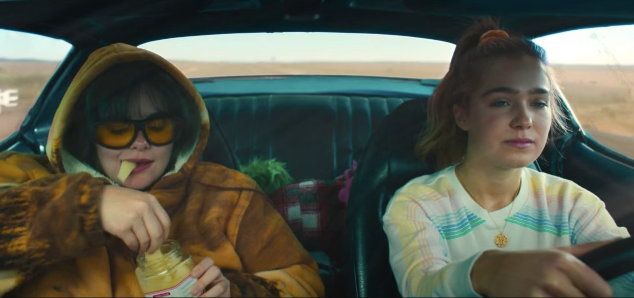 """""""Unpregnant"""": Barbie Ferreira y Haley Lu Richardson buscan un aborto y recuperan su amistad en esta road movie de HBO Max"""