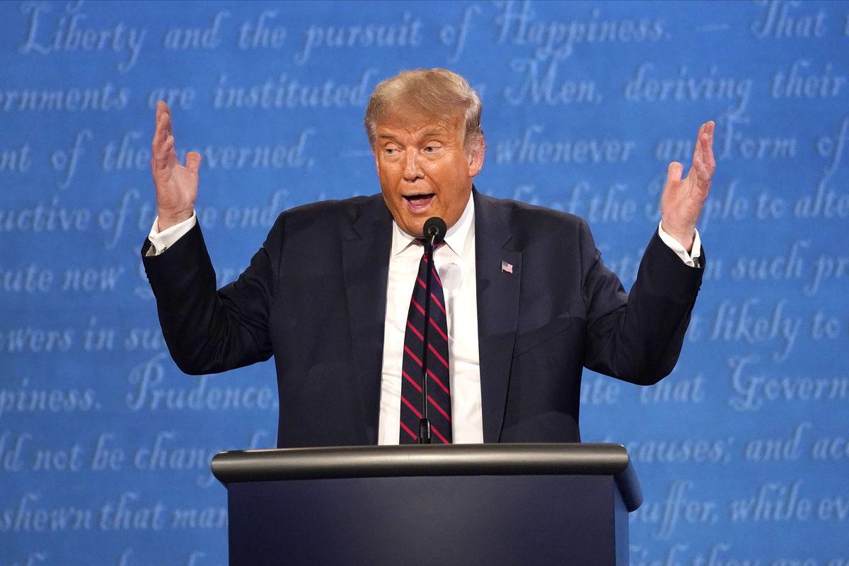 """Trump dice que no se enfrentará a Biden en un segundo debate virtual: """"No voy a perder el tiempo"""""""