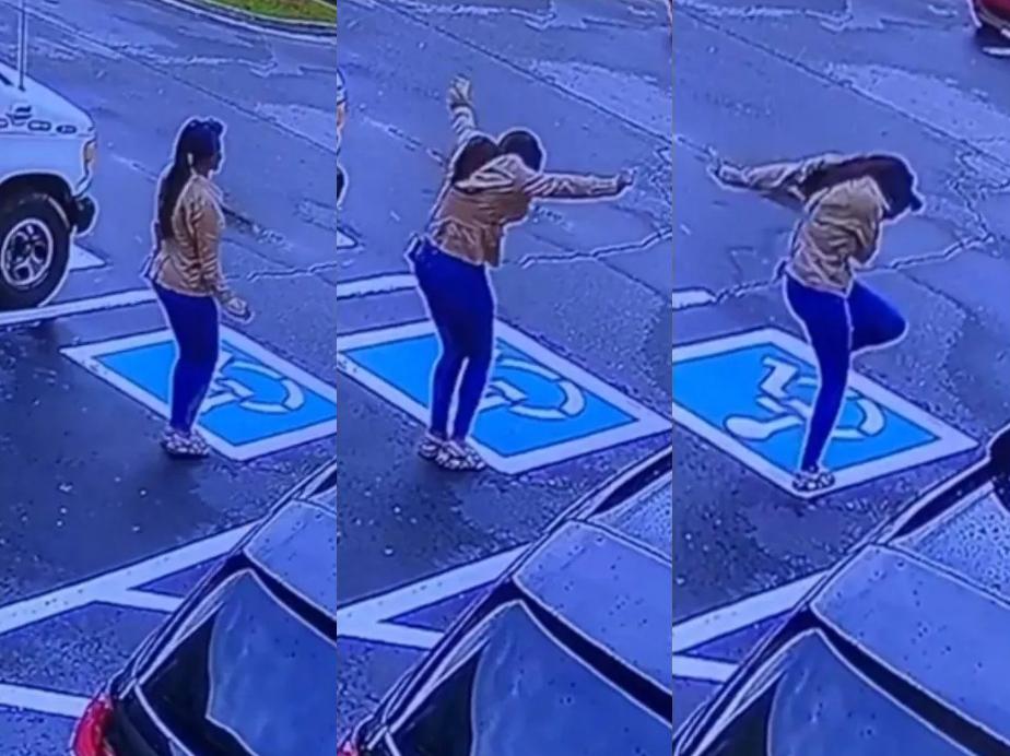 El video de esta mujer bailando de felicidad tras conseguir un nuevo empleo te alegrará el día