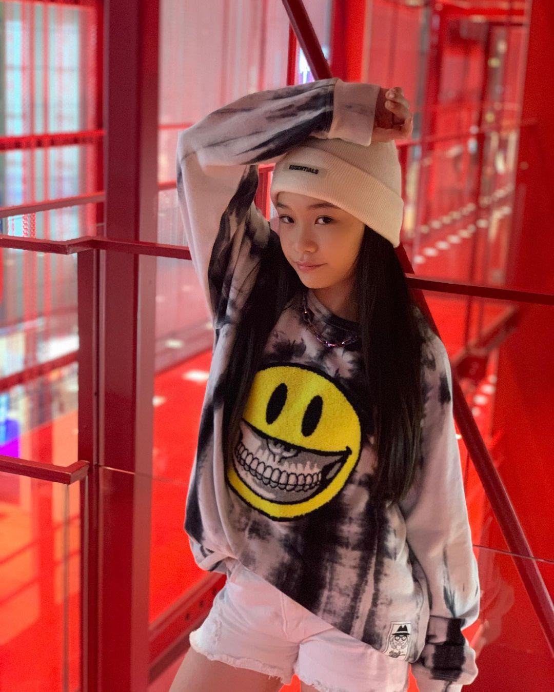 Conoce a Hinata Shimauchi, la bailarina japonesa de 12 años que rompe la pista de baile