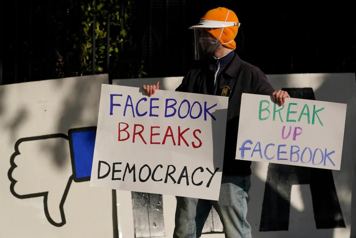 EE.UU.: Gobierno y 48 estados establecen demanda antimonopolio contra Facebook