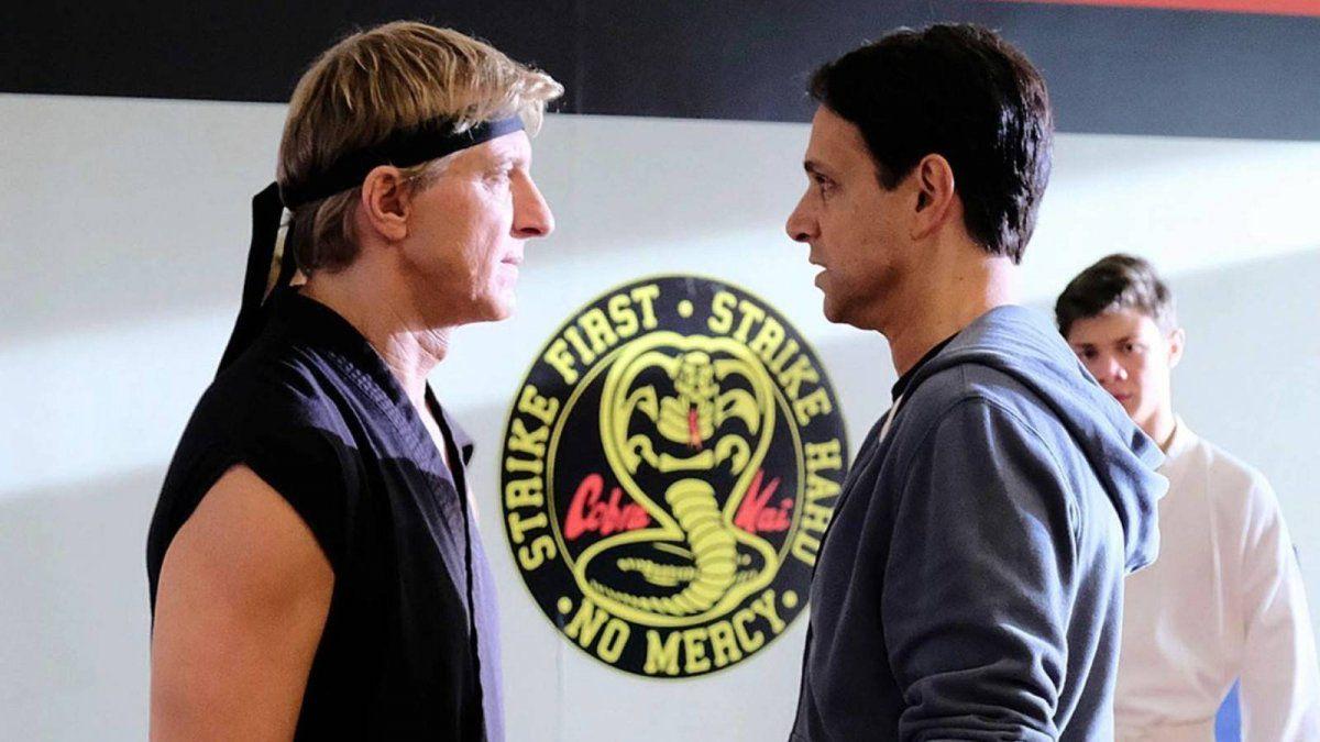 """""""Cobra Kal"""": Daniel y Johnny hacen equipo en el primer trailer de la tercera temporada"""