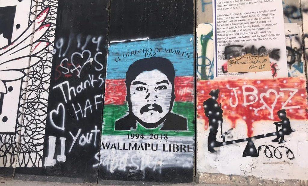 Chile: 16 años de prisión para el Carabinero que mató a Camilo Catrillanca, comunero mapuche