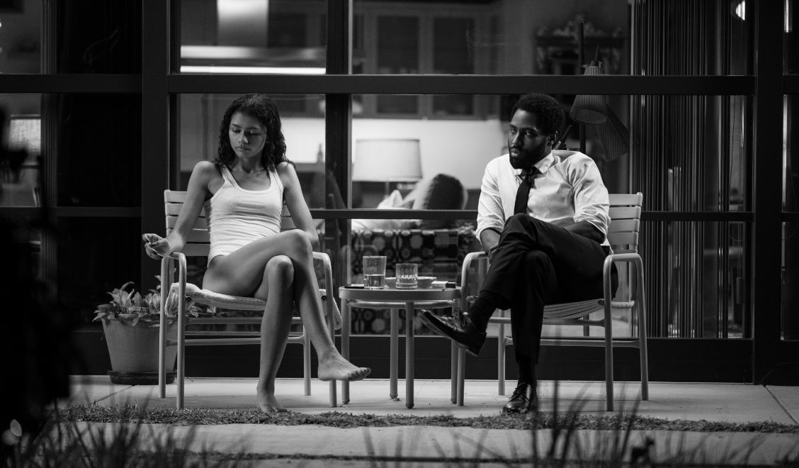 """""""Malcolm & Marie"""": Zendaya y John David Washington entran a la carrera por el Oscar con este romance de Netflix"""