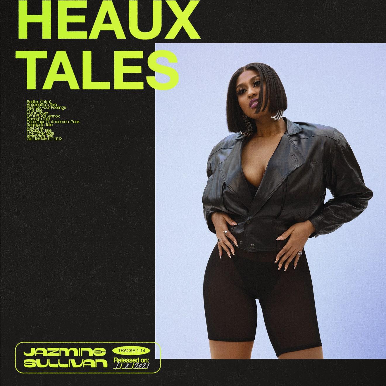 "Track by Track: Jazmine Sullivan, ""Heaux Tales"""