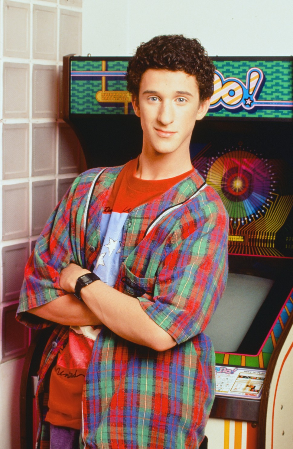 "Fallece a los 44 años Dustin Diamond, el recordado Screech de ""Saved By The Bell"""