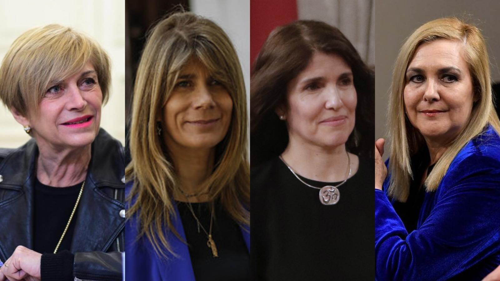 Chile: Estas son las cuatro mujeres que lideran las intenciones de voto ante una eventual primaria presidencial