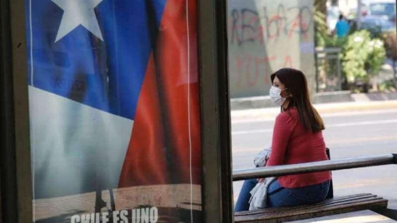 Coronavirus: Chile registra más de 7.000 casos por quinto día consecutivo; Venezuela ofrece petróleo a cambio de vacunas