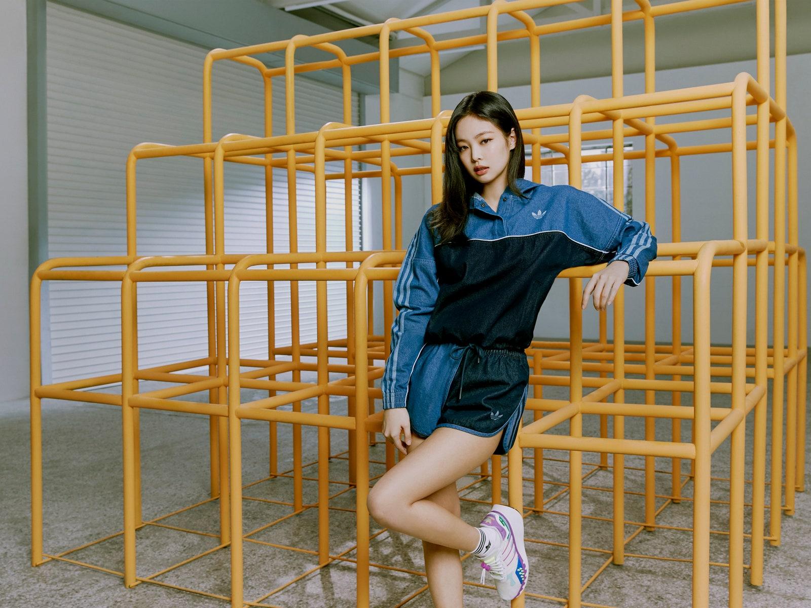 BLACKPINK protagoniza la nueva campaña de Adidas