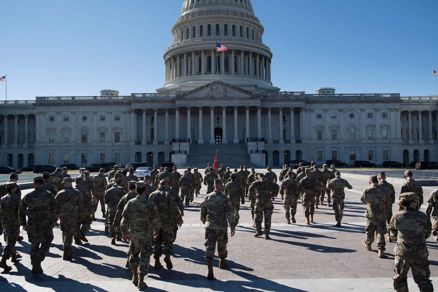 EE.UU.: Cámara de Representantes suspende actividades tras amenaza de un nuevo ataque al Capitolio
