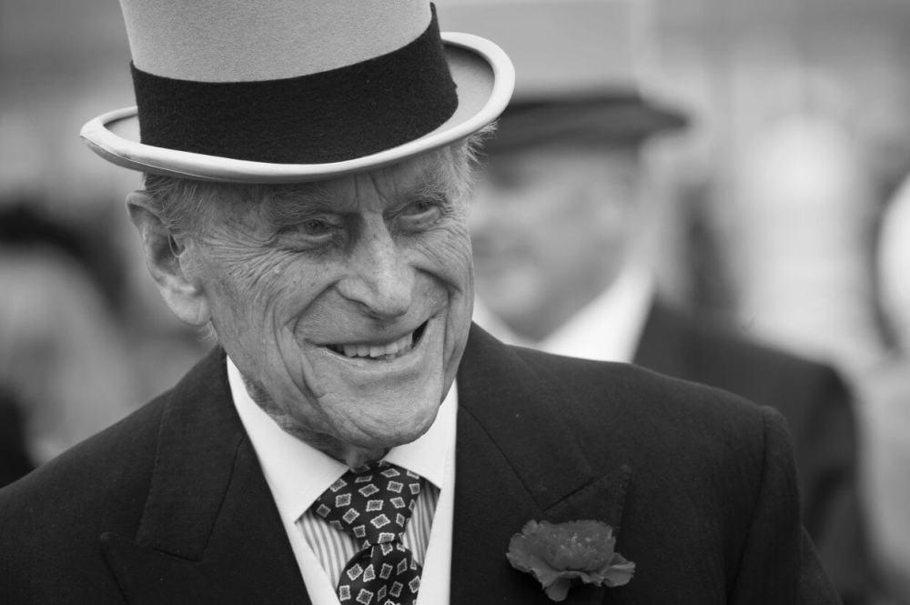Murió el Príncipe Felipe de Edimburgo a los 99 años de edad