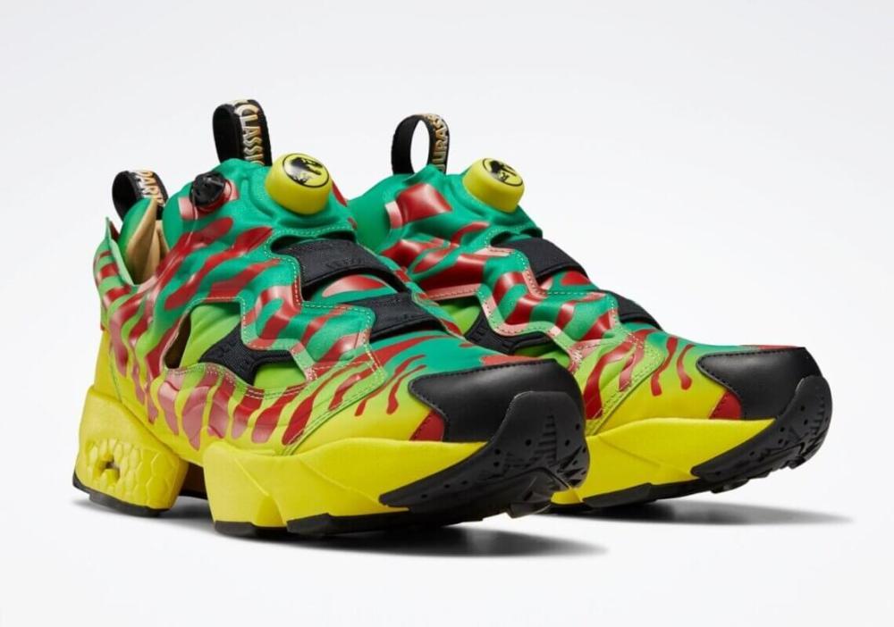 """Reebok prepara el lanzamiento de unas zapatillas inspiradas en """"Jurassic Park"""""""