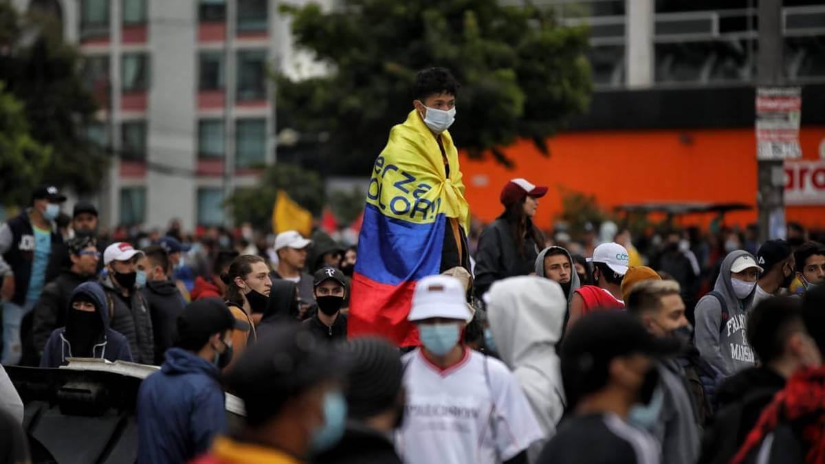 Colombia: Tras días de paro e intensas protestas, Iván Duque retira proyecto de reforma tributaria